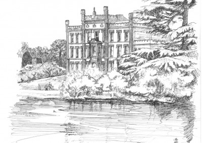 pen-and-ink-of-elvaston-castle